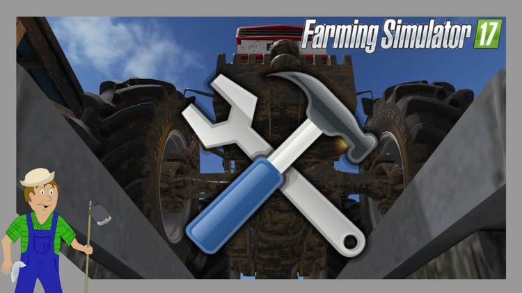 Другие моды для игры мод Мод на ремонт техники для Farming Simulator 2017