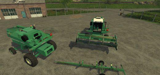 Комбайны для Мод-пак комбайнов Arbos  для Farming Simulator 2015