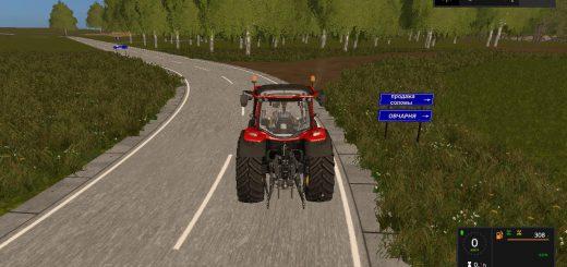 Карты для игры мод Карта «Горшкова земля» v 0.1 для Farming Simulator 2017