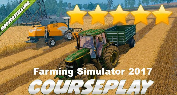 Другие моды для игры мод Мод на Курсплей для Farming Simulator 2017