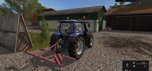 Другие моды для игры мод Мод маленького уравнителя для Farming Simulator 2017