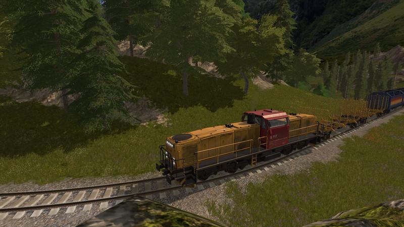 Карты для игры мод Карта «Somewhere in Nowhere» v1.0 для Farming Simulator 17