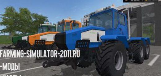 Русская техника для игры мод Мод ХТА 300-03 Слобожанец v 1.2.2 для Farming Simulator 2017