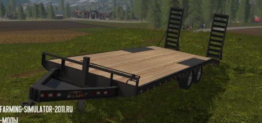 Прицепы для игры мод Мод Прицеп BBM Trailer DO24 для Farming Simulator 2017