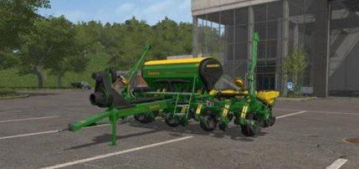 Сеялки для игры мод Мод сеялка VADERSTAD TEMPO F8 DIRECT для Farming Simulator 2017