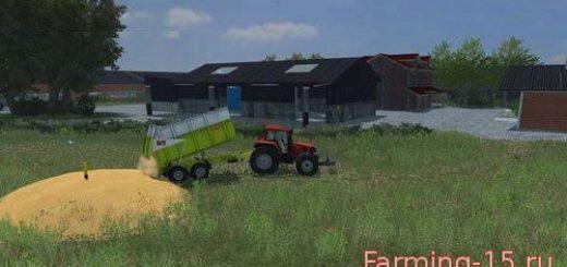 Другие моды для Мод разгрузка в любом месте для Farming Simulator 2015