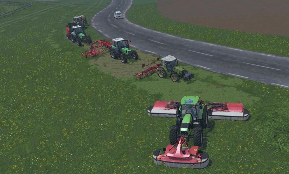 Другие моды для игры мод Мод «Следуй за мной (Follow Me)» для Farming Simulator 2017