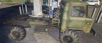 Скачать мод на грузовик ГАЗ-66 для Фермер Симулятор 2019
