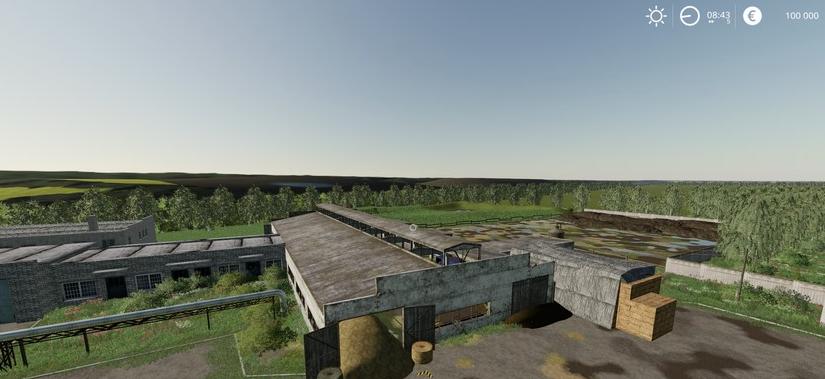 Скачать мод на карту Новгородка v 1.0 для Farming Simulator 2019
