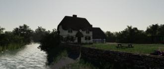 Скачать карту «Chellington 19» для Farming Simulator 2019