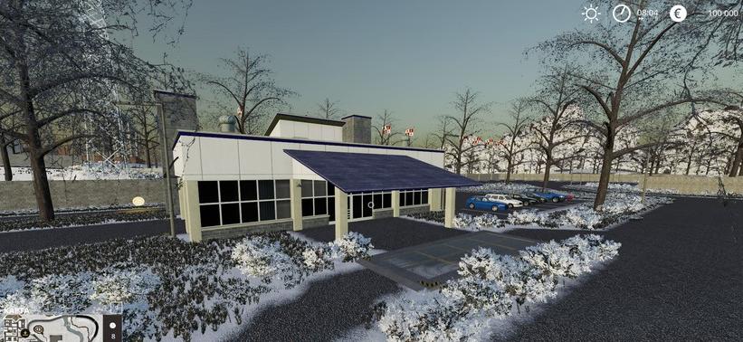 """Скачать мод на карту """"зима и снег"""" для Farming Simulator 2019"""