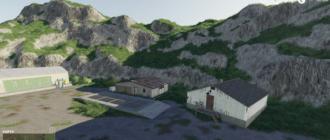 Карта National Valley v1.0 для Farming Simulator 2019