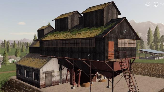 Скачать мод на ЗАВ времен СССР для Farming Simulator 2019
