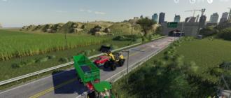 Карта American Farmer TP Edition для Farming Simulator 2019