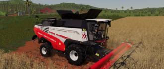 Скачать мод пак «Ростсельмаш» для Farming Simulator 2019