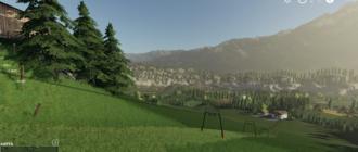 Скачать мод на карту Walchen 2K20(Австрия) для Farming Simulator 2019