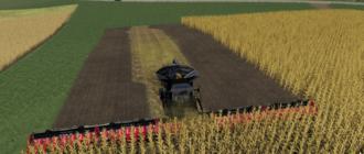 Жатка для кукурузы «Crazy Cutter Capello Diamanths8» для FS 19