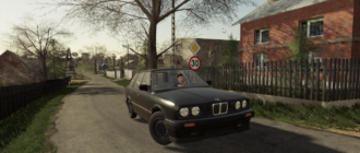 Мод на авто Bmw combi [W.I.P] v1.1 для Farming Simulator 2019
