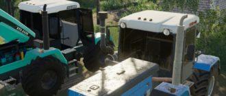 Мод на трактор ХТЗ 17221-21 V1.0.0.4 для Farming Simulator 2019