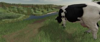 """Мод на карту """"село Ягодное"""" v3.0.2 для Farming Simulator 2019"""