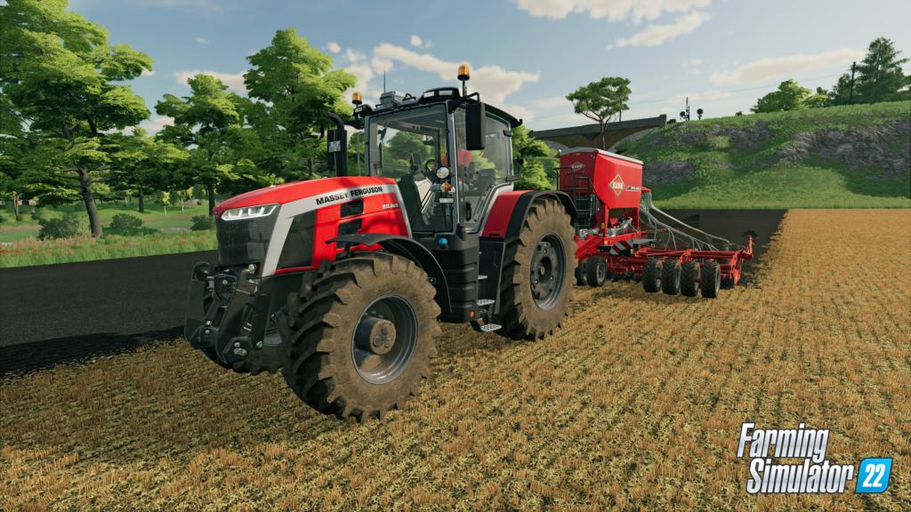 farming simulator 22 новости