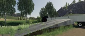 Мод на рампу RAMP для игры Farming Simulator 2019