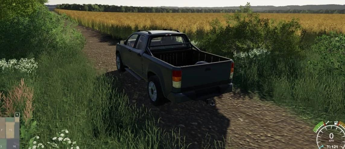 Мод на карту Николаевщина v1.0 для Farming Simulator 2019