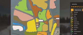 Мод на карту Сидоровка для игры Farming Simulator 2019