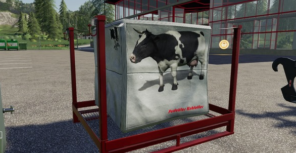 Мод для коров «Cow Food big-bag» для Farming Simulator 2019