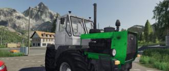 Модификация на трактор ХТЗ-150 для Farming Simulator 2019