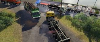 Moд Żuk by TechnoX v1.0.0.0 для Farming Simulator 2019