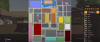 Мод на карту Британская Колумбия для Farming Simulator 2019