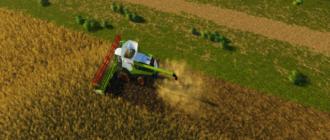 Мод на Chopped Straw For Harvesters v1.0 для Farming Simulator 2019