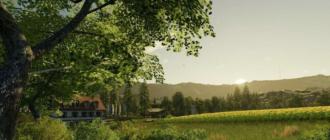 Карта «Minibrunn Map» v2.5 для Farming Simulator 2019