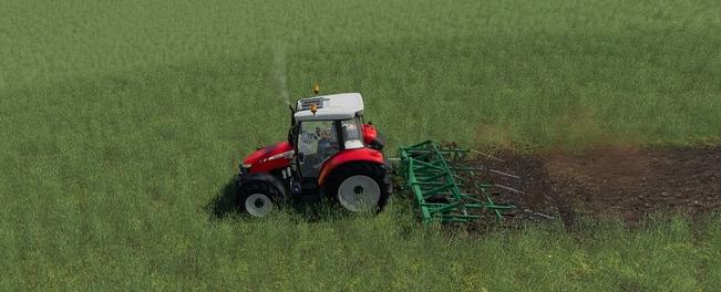 Мод на культиватор КПС-4 для Farming Simulator 2019