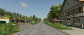 "Мод на карту ""Hof Bergmann map"" для Farming Simulator 2019"
