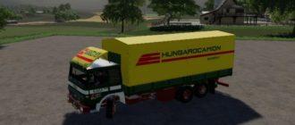 Мод на грузовик Raba 833 для Farming Simulator 2019