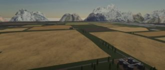 Мод на карту Аляска для Farming Simulator 2019