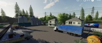 Мод на карту Курай для игры Farming Simulator 2019