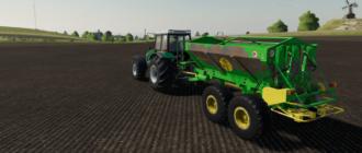 Мод на расспылитель удобрений для Farming Simulator2019