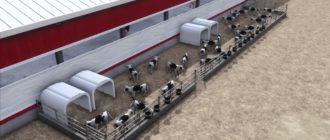 Мод на загон для коров для Farming Simulator 2019