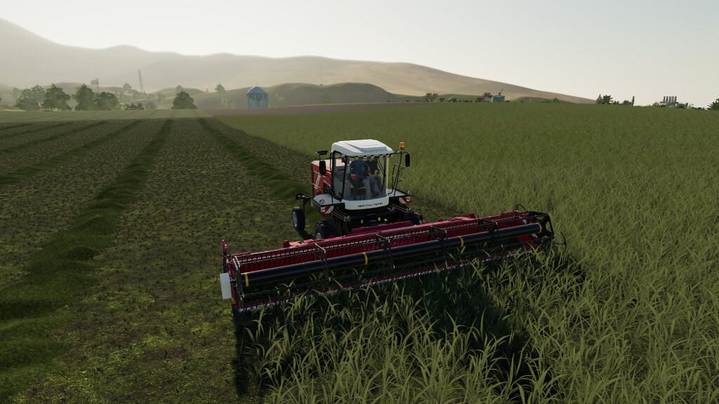 Мод на косилку КСУ-1 для Farming Simulator 2019