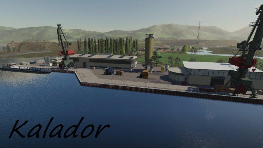 Мод на карту Kalador для Farming Simulator 2019