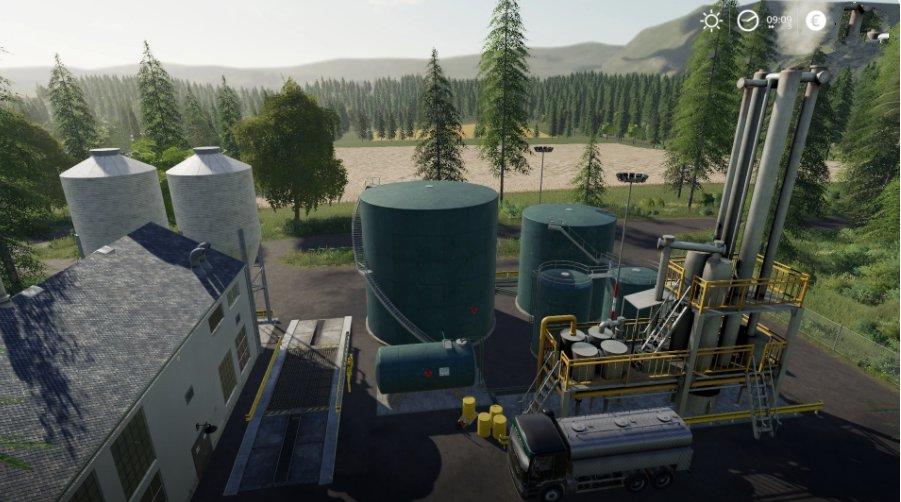 Мод на карту Ringwood's By Stevie для Farming Simulator 2019