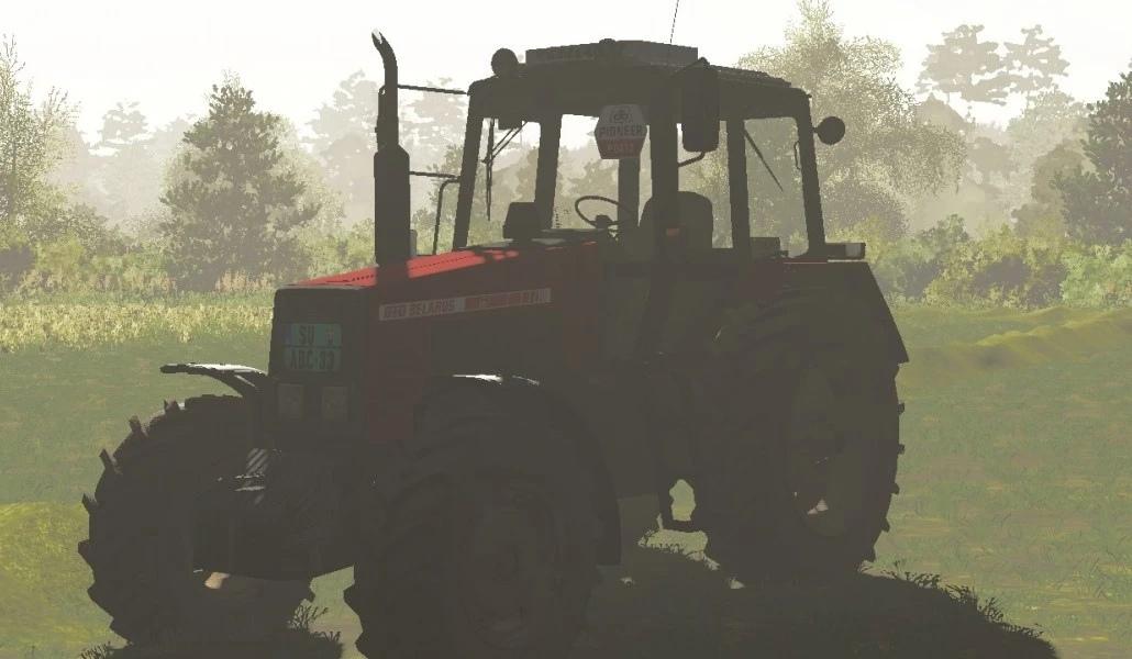 Мод на трактор Беларус 1221 для Farming Simulator 2019