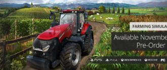 Обзор игрового процесса Farming Simulator 2022