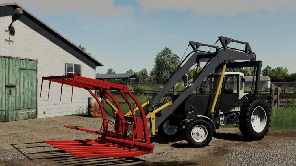 Трактор МТЗ-50 для Farming Simulator 2019