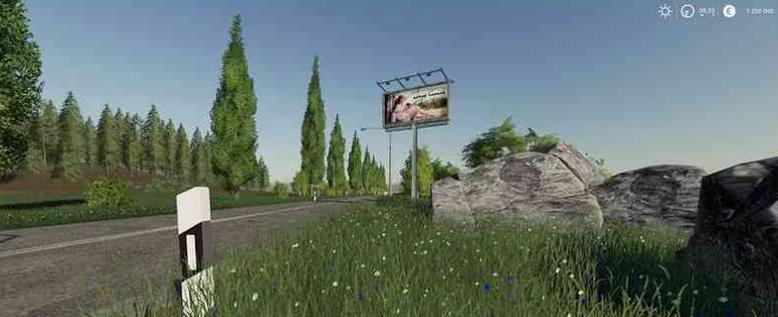 Мод на карту Свапа Агро для Farming Simulator 2019